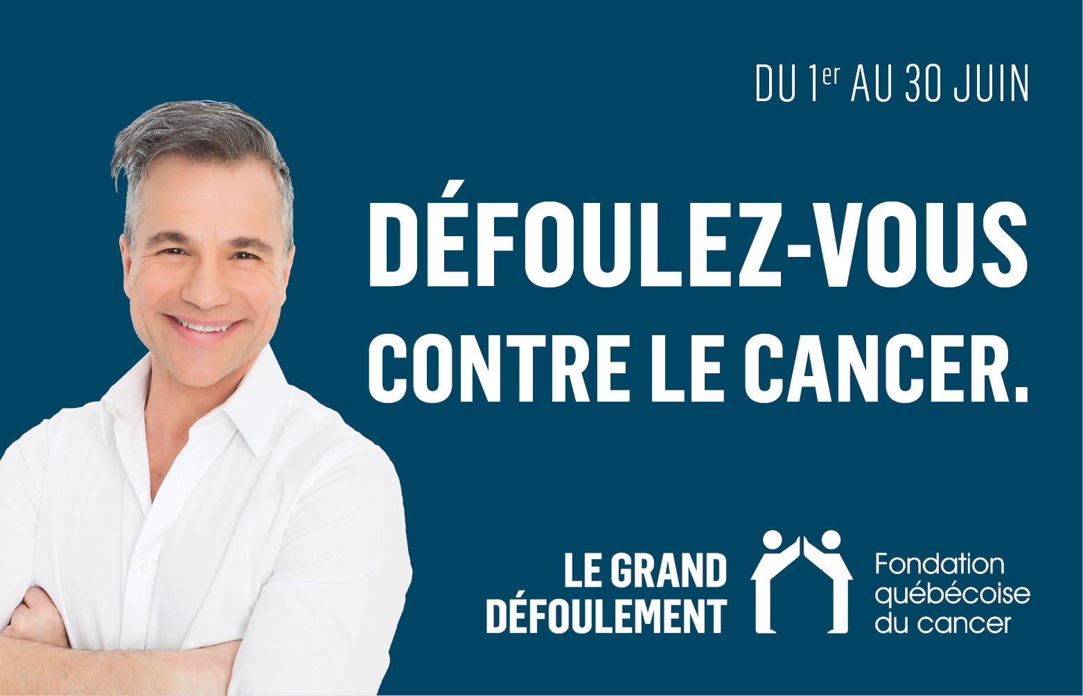 Infographie Grand défoulement contre le cancer